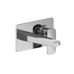 Lb3 | Basin Concealed wall mixer | Wash-basin taps | Laufen