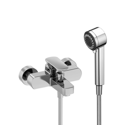 Lb3 | Bath single-lever mixer | Bath taps | Laufen