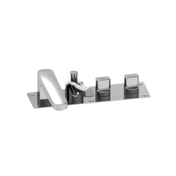 Lb3 | Roman tub filler 4-holes | Bath taps | Laufen