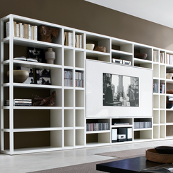 Crossing | Shelving systems | Misura Emme