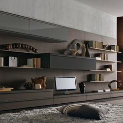 Tao Day | Shelving systems | Misura Emme