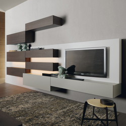 Tao 10 | Shelving systems | Misura Emme