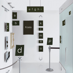 Koala | Display stands | Caimi Brevetti