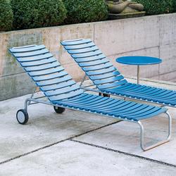 La chaise longue de jardin | Méridiennes de jardin | Atelier Alinea