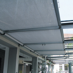 Skylight Shading System SG 8600 | Winter garden systems | Silent Gliss