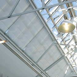 Skylight Shading System Silent Gliss 2195 | Winter garden systems | Silent Gliss