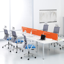 Kiron | Desking systems | Haworth