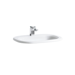 Lb3 | Drop-in washbasin | Wash basins | Laufen