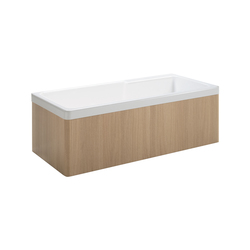 Lb3 | Bathtub | Bañeras rectangulares | Laufen