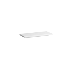 living square | Ceramic shelf | Bath shelves | Laufen