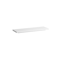 living square | Ceramic shelf | Shelves | Laufen