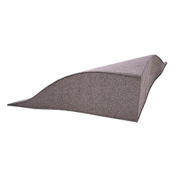 Flying Carpet Wedge Large | Seat cushions | Nanimarquina