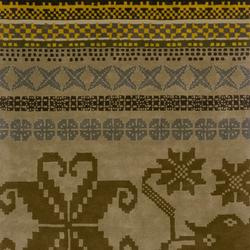 Folk Verde | Alfombras / Alfombras de diseño | Nanimarquina