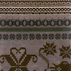 Folk Purple | Tapis / Tapis design | Nanimarquina
