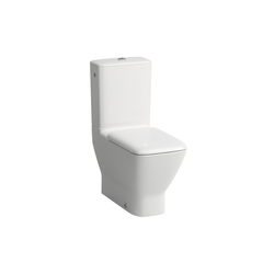 Palace | Floorstanding WC combination | Vasi | Laufen