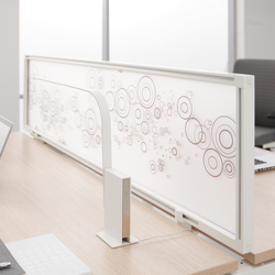 Universal Screens | Table dividers | Haworth