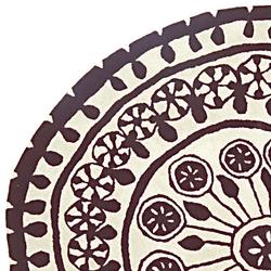 Rangoli 1 | Formatteppiche / Designerteppiche | Nanimarquina