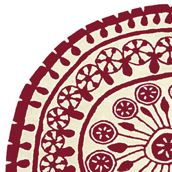 Rangoli 2 | Formatteppiche / Designerteppiche | Nanimarquina
