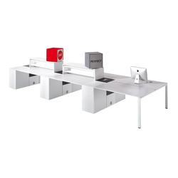 6x3 | Sistemas de mesas | ULTOM ITALIA