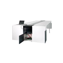 6x3 | Systèmes de tables de bureau | ULTOM ITALIA