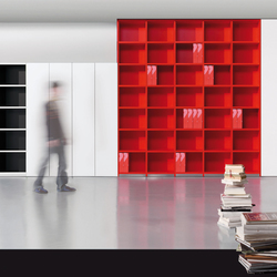 seixme | Office shelving systems | ULTOM ITALIA