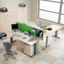 T-Leg | Desking systems | ULTOM ITALIA