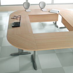 T-Leg | Conference table systems | ULTOM ITALIA
