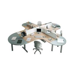 T-Leg | Systèmes de tables de bureau | ULTOM ITALIA