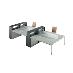 Minimum | Systèmes de tables de bureau | ULTOM ITALIA