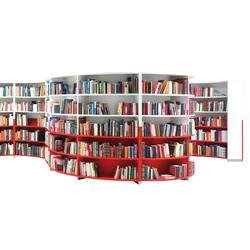 Bengentile Librerie | Library shelving systems | ULTOM ITALIA