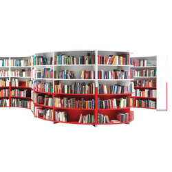 Bengentile Librerie | Estanterías para bibliotecas | ULTOM ITALIA