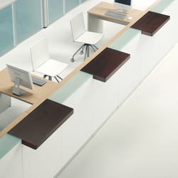 Bengentile | Reception desks | ULTOM ITALIA