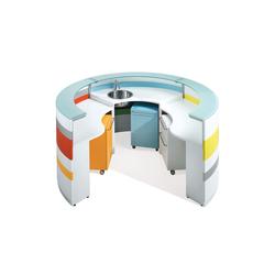 Twist | Banques d'accueil | ULTOM ITALIA