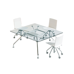 Prospero Office | Meeting room tables | ULTOM ITALIA