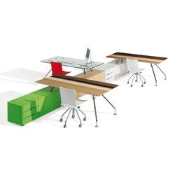 Prospero Office | Systèmes de tables de bureau | ULTOM ITALIA