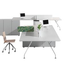 Prospero Bench | Desking systems | ULTOM ITALIA