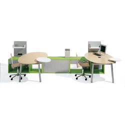 Isotta | Systèmes de tables de bureau | ULTOM ITALIA