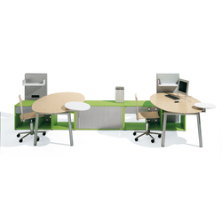 Isotta | Desking systems | ULTOM ITALIA