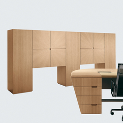 16gradi | Office shelving systems | ULTOM ITALIA
