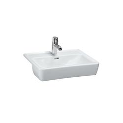 LAUFEN Pro A | Semi-recessed washbasin | Lavabi / Lavandini | Laufen