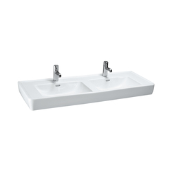 LAUFEN Pro A | Double countertop washbasin | Wash basins | Laufen