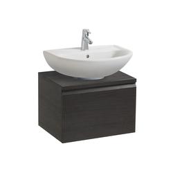 Laufen pro furniture de laufen laufen pro meuble sous for Meuble salle de bain sous lavabo avec colonne
