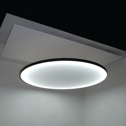 Highmoon Flat | Suspended lights | Sattler