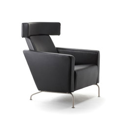 Ram high Easychair | Poltrone lounge | Stouby