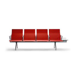 Avant Metal | Waiting area benches | actiu