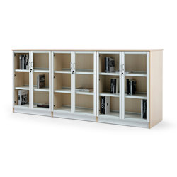 Class 20 | Library shelving systems | actiu