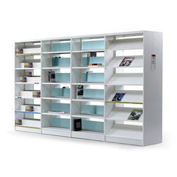 Bbl Books Library Shelving Systems From Mobles 114