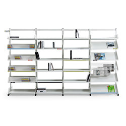 Level | Library shelving systems | actiu