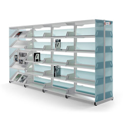 Level | Shelving | actiu