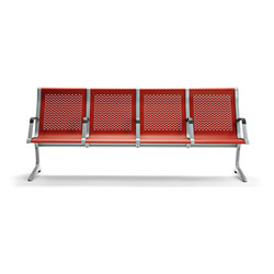 Passport Metal | Benches | actiu